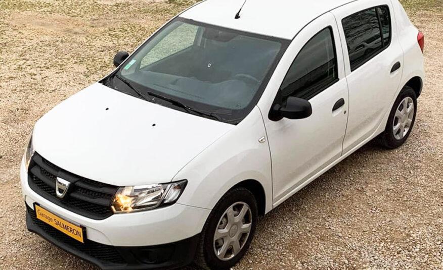 DACIA SANDERO 75CV-SALMERON AUTOMOBILES