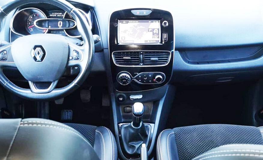 RENAULT CLIO 4 TCE INTENS 90CV-SALMERON AUTOMOBILES