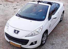 PEUGEOT 207 CC 1.6 HDI 110CV-SALMERON AUTOMOBILES
